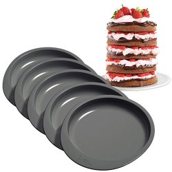 Cake pan easy layers