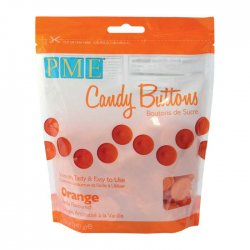 PME Candy Buttons orange
