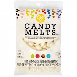 Candy Melts Bright White 340 g