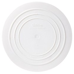 Wilton Decorator Preferred Smooth Edge Plate 15 cm