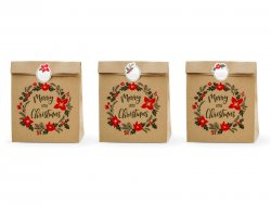 gift bags merry little christmas
