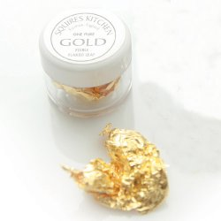 Gold Leaf Flake i burk