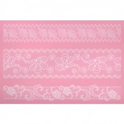 Sweetly Does It Lace Mat 6