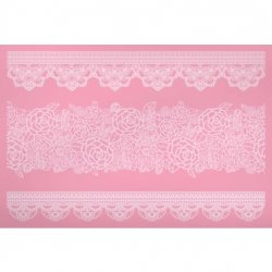 Sweetly Does It Lace Mat 7