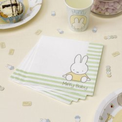 Baby Miffy - Servetter