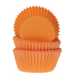 House of Marie orange mini-muffinsformar 60 st
