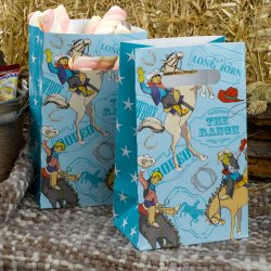 Wild West Party Bags
