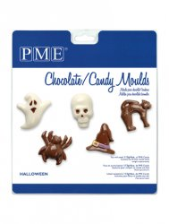PME candy mould Halloween