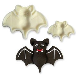 JEM Pop It Mould- Bats 2-pack