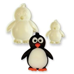 JEM Pop It Mould- Penguin 2-pack