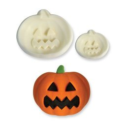 JEM Pop It Mould- Pumpkin 2-pack