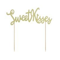 Cake Topper Sweet Kisses