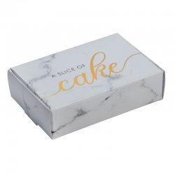 Scripted Marble Cake Boxes små