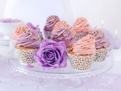 Cupcake wrappers Lace