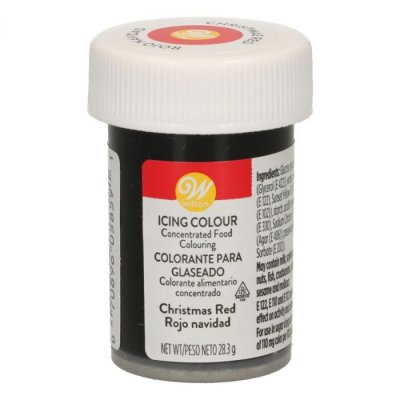 Wilton Icing Color Christmas Red