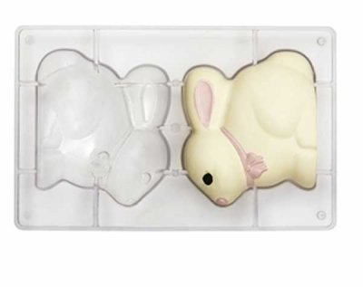 Decora Bunny Mould