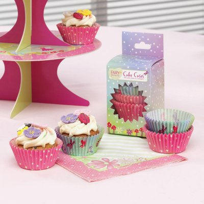Fairy Princess - Muffinsformar 100-pack
