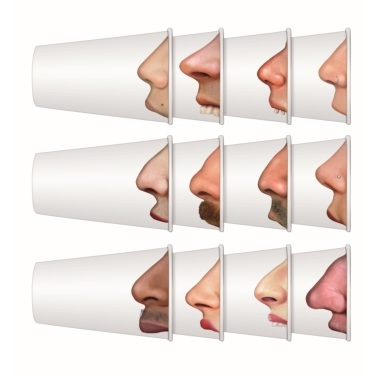 Pick Your Nose-muggar 24-pack