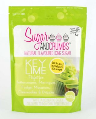 Smaksatt florsocker Key Lime