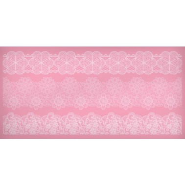 Sweetly Does It Lace Mat 8