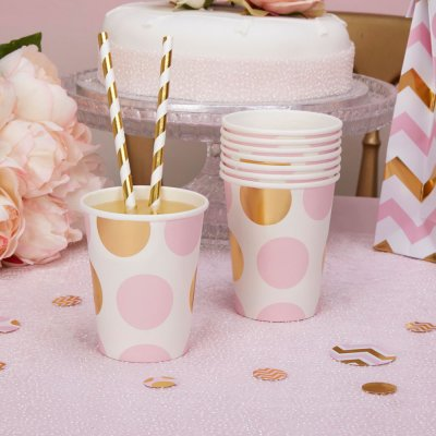 Pattern Works Muggar Rosa Dots