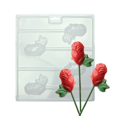 PME candy mould Roses