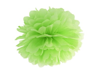 Pom Pom green apple 25 cm