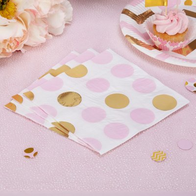 Pattern Works Servetter Rosa Dots