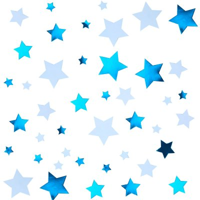 Konfetti Little Star Blue